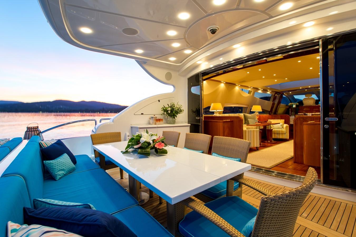 2008 LEOPARD 34 Motor Yacht 2088238