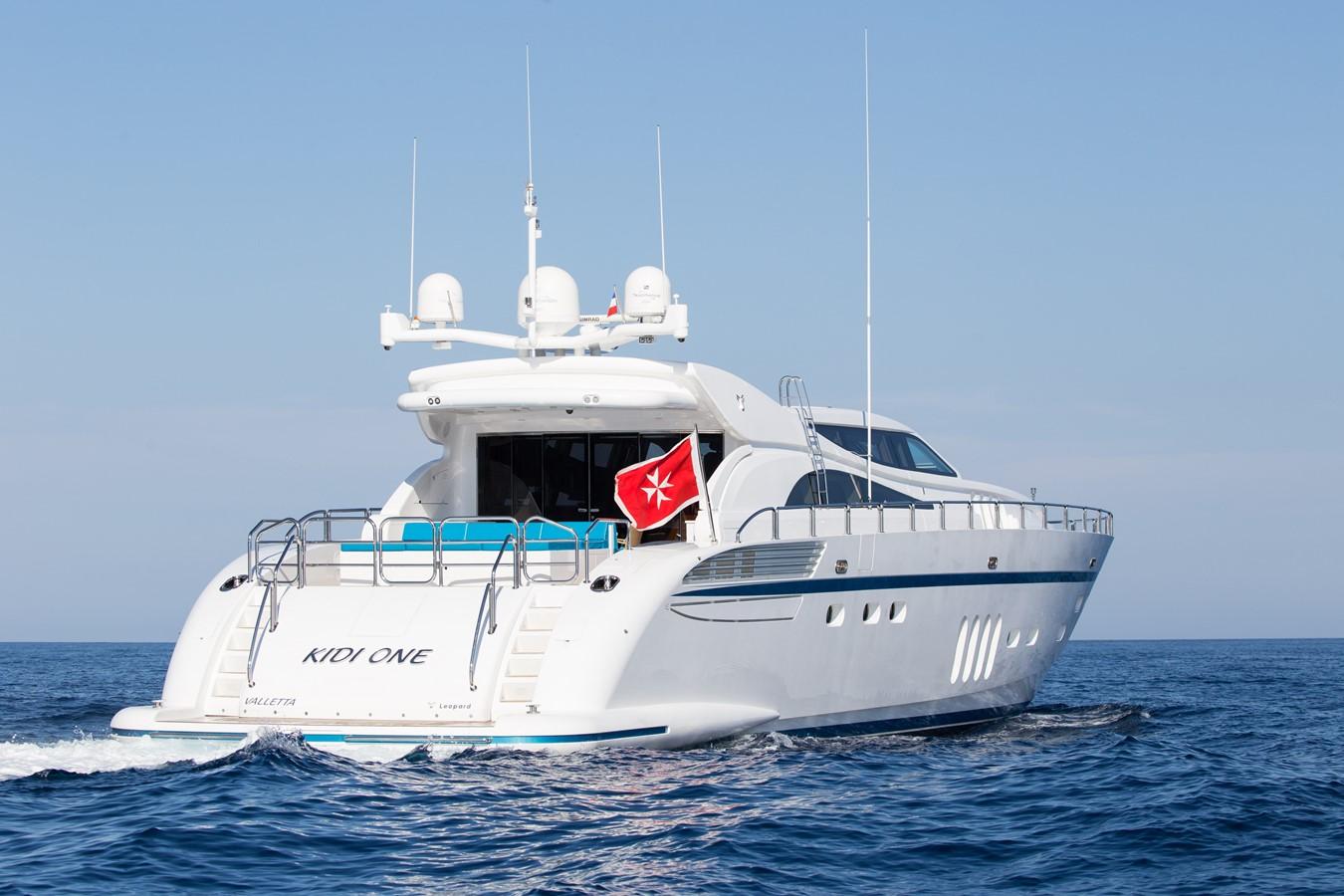 2008 LEOPARD 34 Motor Yacht 2088239