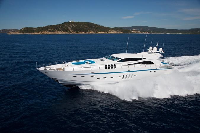 2008 LEOPARD 34 Motor Yacht 2088231