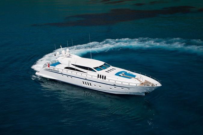2008 LEOPARD 34 Motor Yacht 2088232