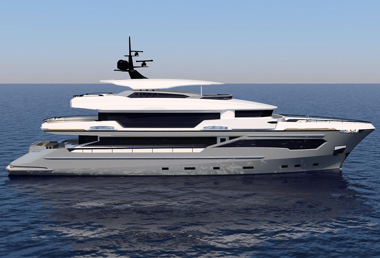 2022 AVA YACHTS Kando 130 Motor Yacht 2091084
