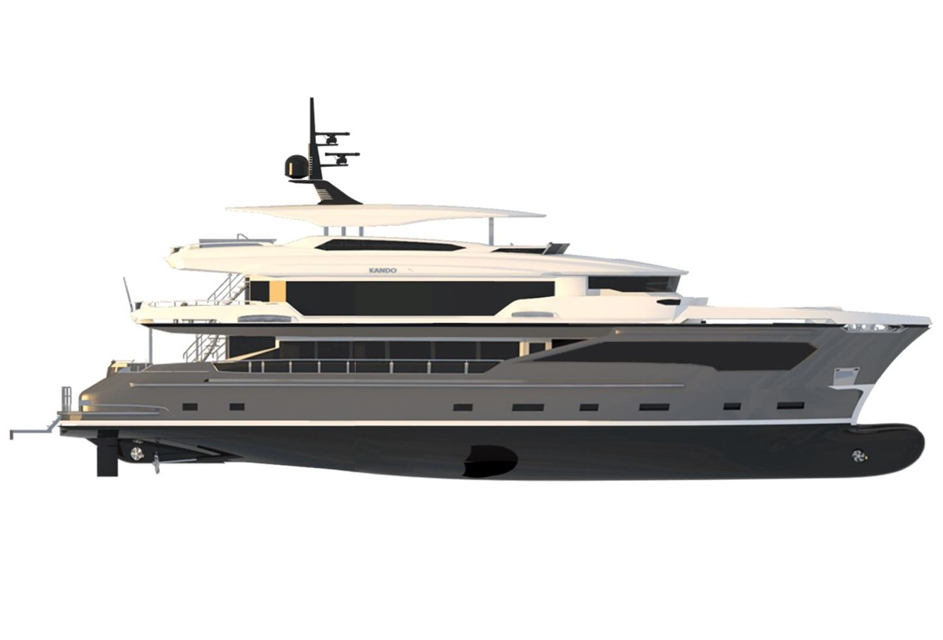 2022 AVA YACHTS Kando 130 Motor Yacht 2091085