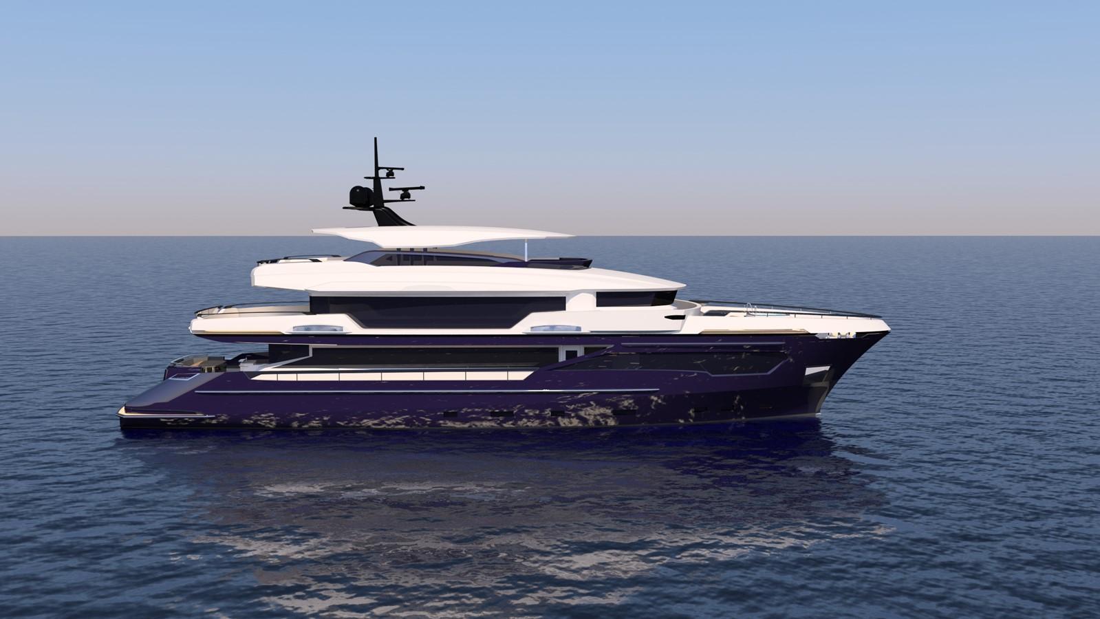 2022 AVA YACHTS Kando 130 Motor Yacht 2091090
