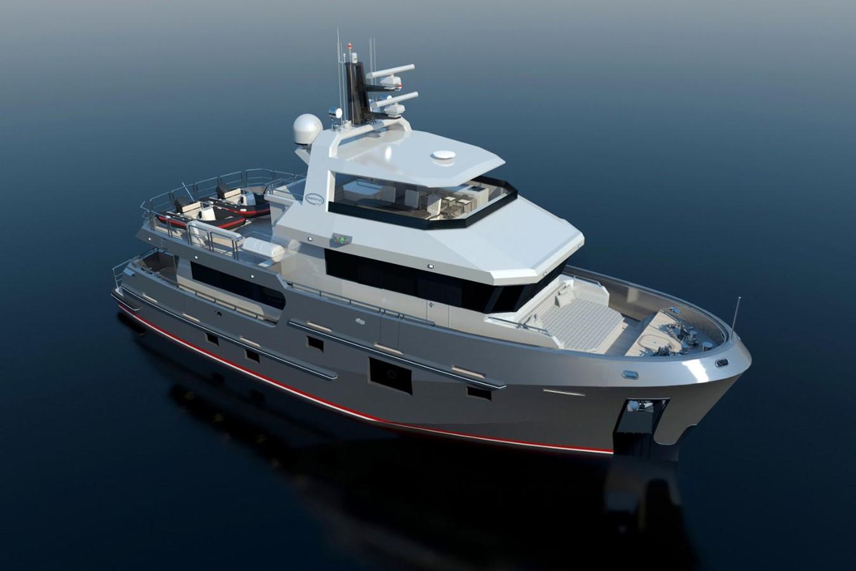 2018 BERING YACHTS 77 Cruiser 2091152