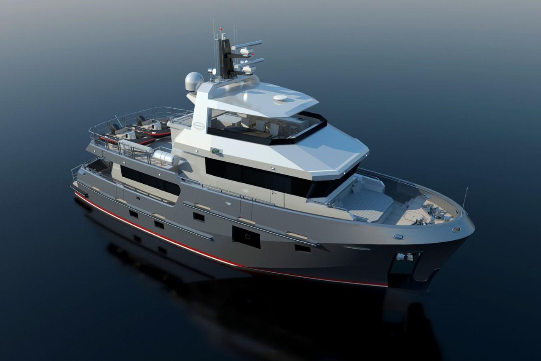 2018 BERING YACHTS 77 Cruiser 2091153