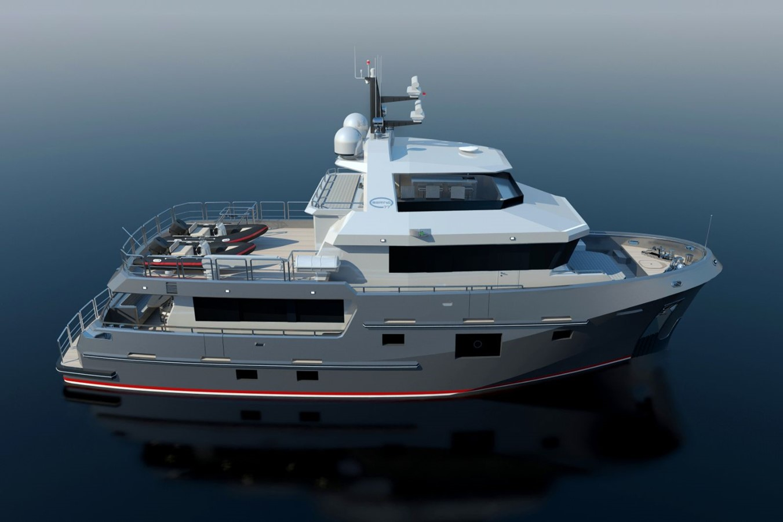 2018 BERING YACHTS 77 Cruiser 2091155