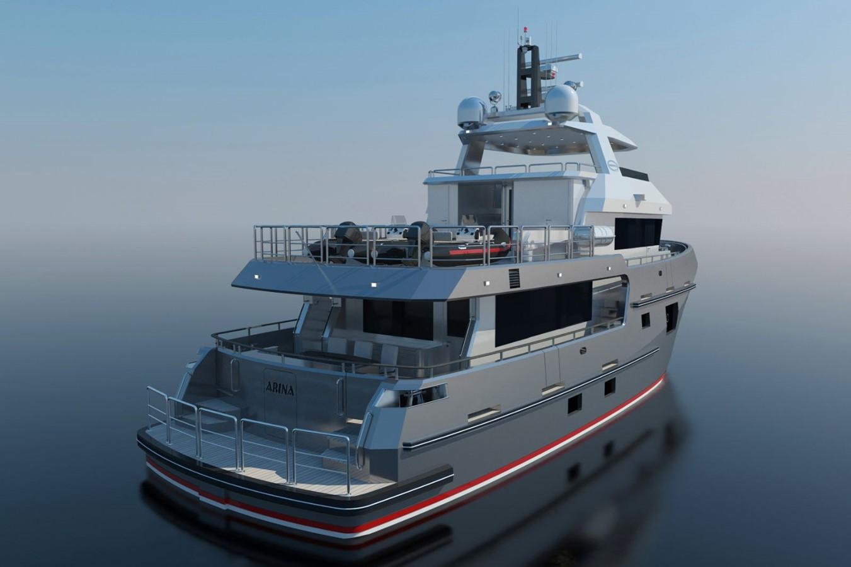 2018 BERING YACHTS 77 Cruiser 2091157