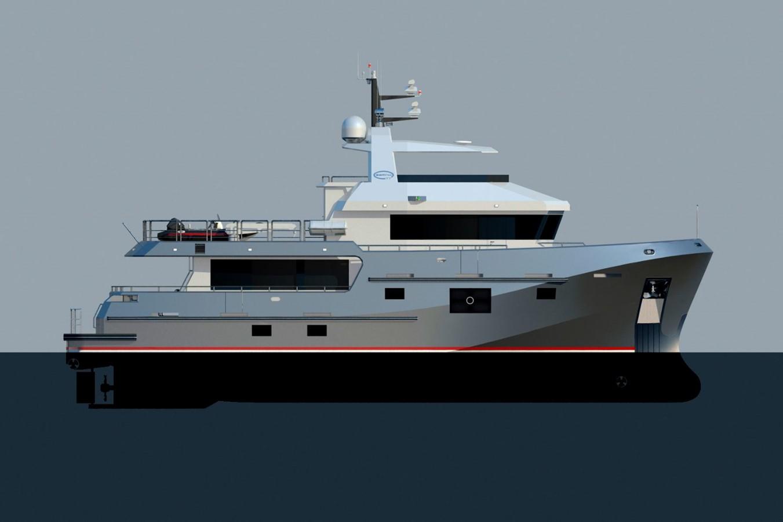 2018 BERING YACHTS 77 Cruiser 2091163