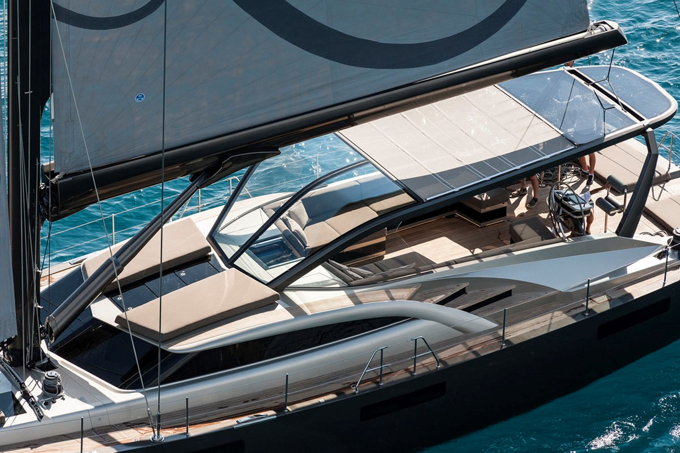 2015 ADMIRAL Silent 76 Classic Yacht 2095681