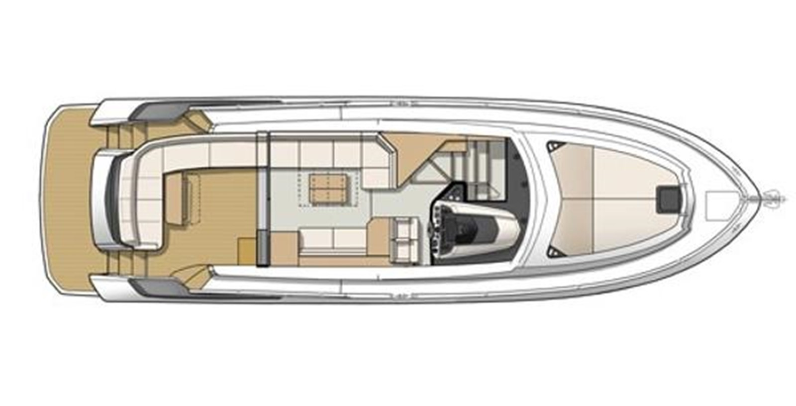 2019 BENETEAU Gran Turismo 50 Cruiser 2096760