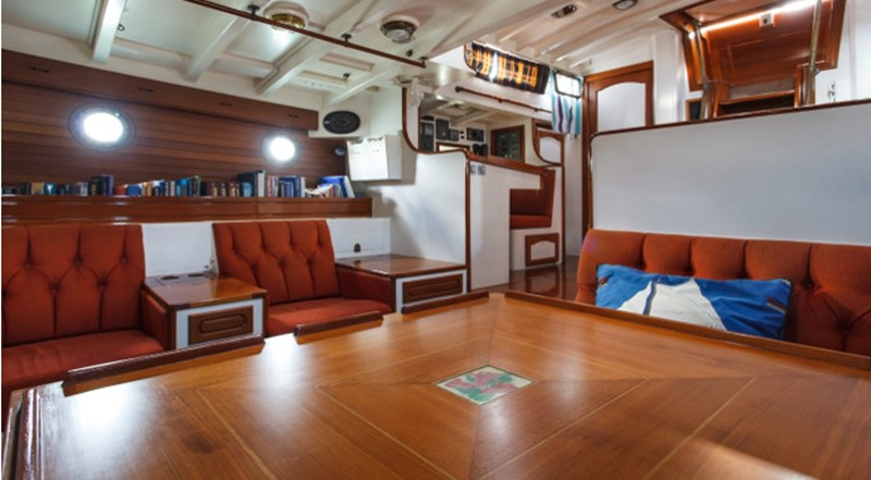 1989 WILLIAMS BOAT WORKS Custom Cuttyhunk 54 Ketch Cruising Ketch 2146213