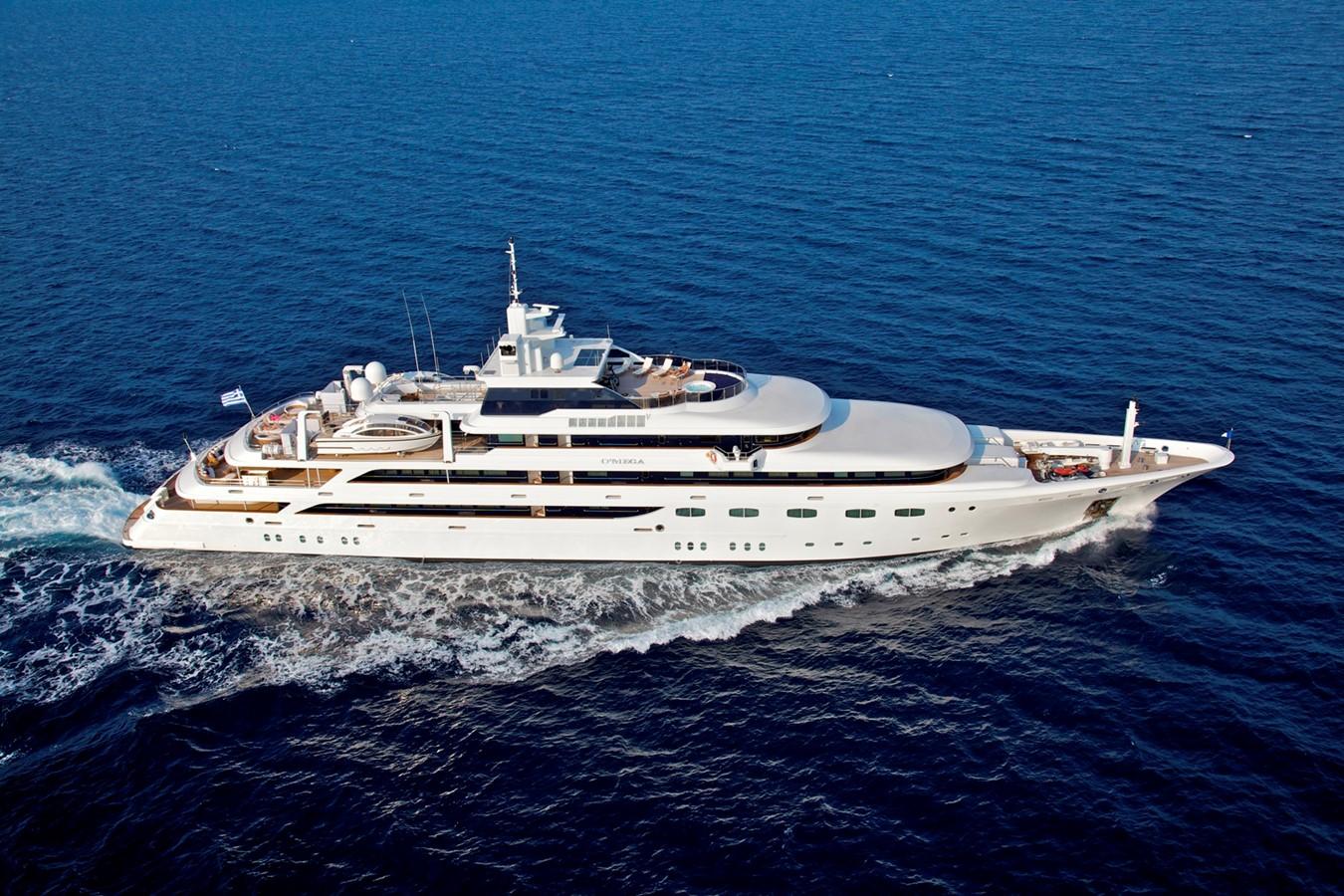 2004 GOLDEN YACHTS  Mega Yacht 2161795