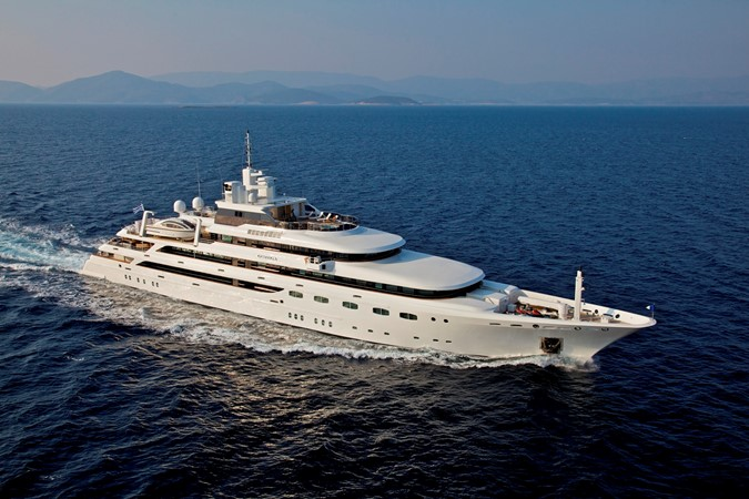 2004 GOLDEN YACHTS  Mega Yacht 2161793