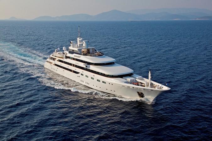 2004 GOLDEN YACHTS  Mega Yacht 2161796