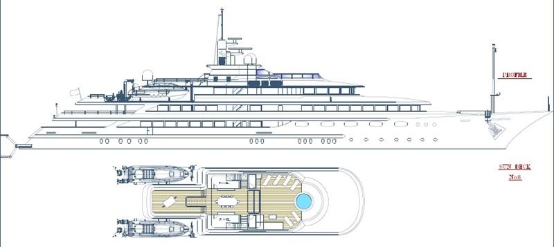 2004 GOLDEN YACHTS  Mega Yacht 2240887