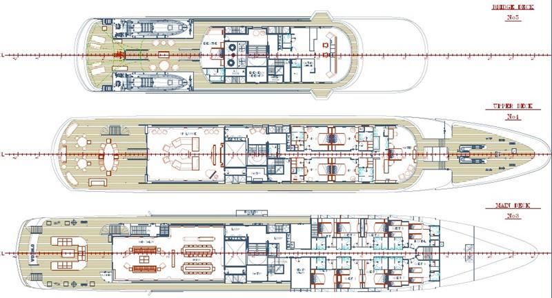 2004 GOLDEN YACHTS  Mega Yacht 2240888