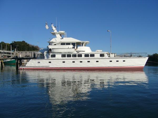 Profile  2009 CUSTOM Catamaran  2162977