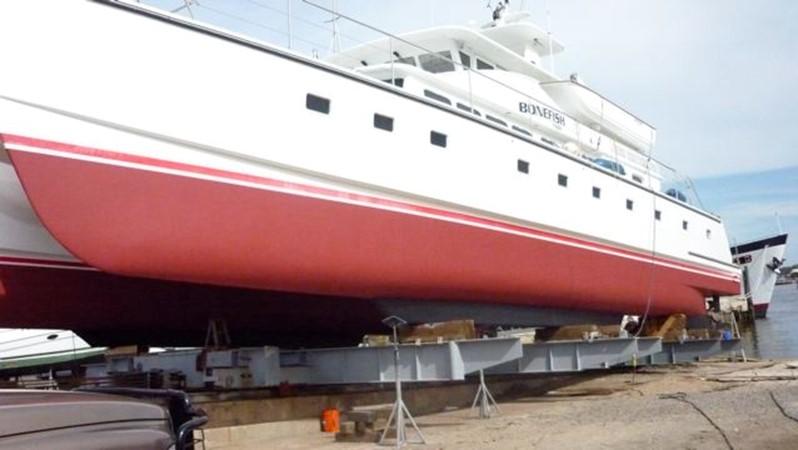 Bottom paint 2009 CUSTOM Catamaran  2162979