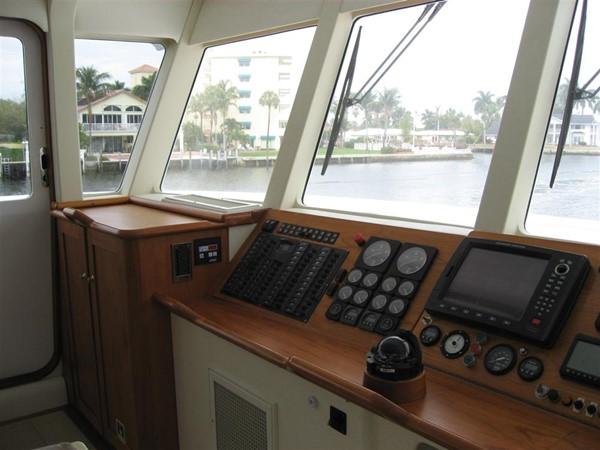 Helm Port Console 2009 CUSTOM Catamaran  2162986