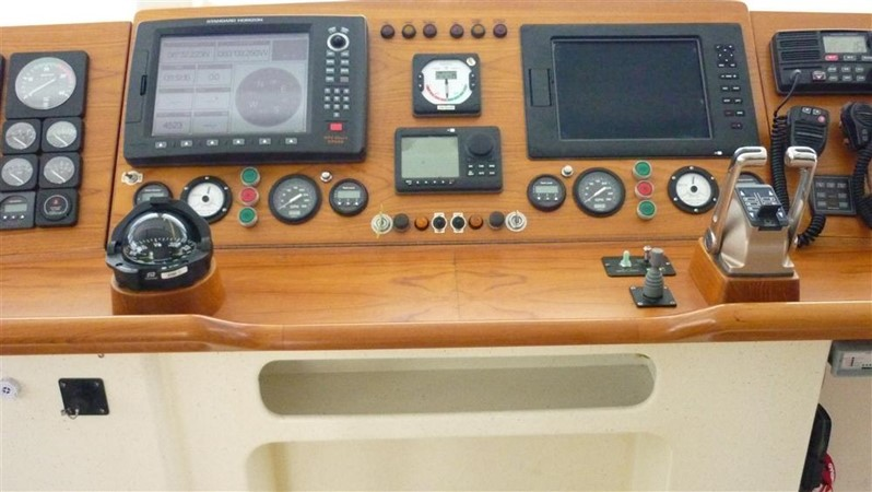 Helm Center Console 2009 CUSTOM Catamaran  2162987