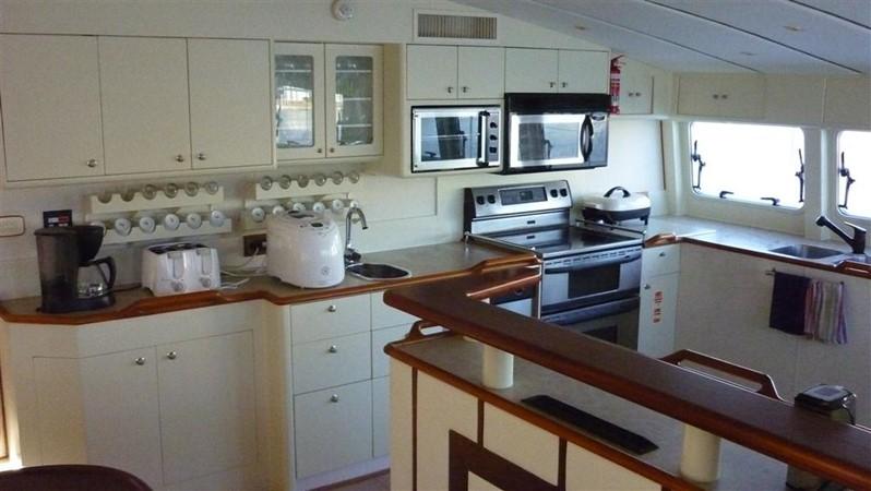 Galley 1 2009 CUSTOM Catamaran  2162994