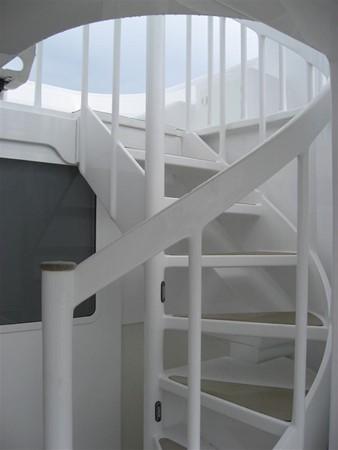Flybridge Stairwell 2009 CUSTOM Catamaran  2163008