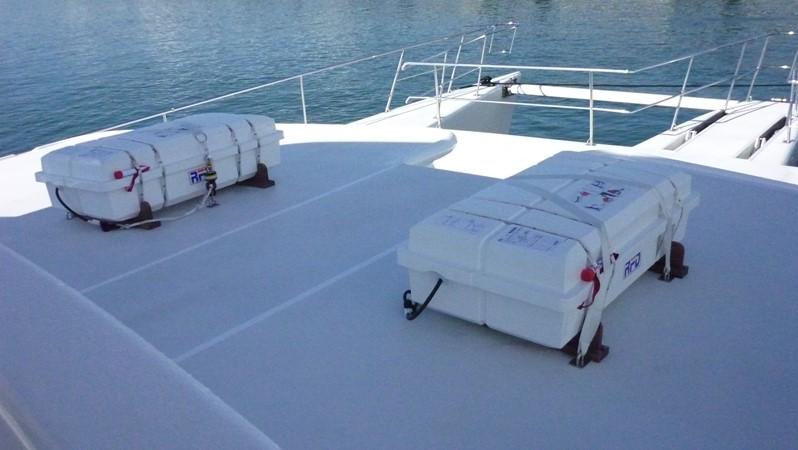 Life Rafts 2009 CUSTOM Catamaran  2544194