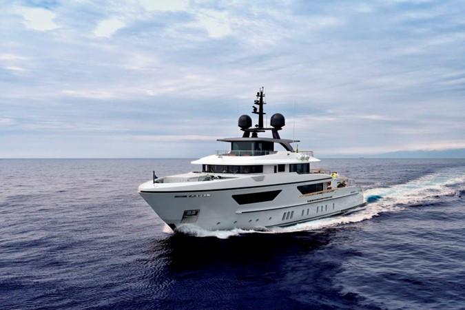 2016 SANLORENZO 460 EXP Expedition Yacht 2164695