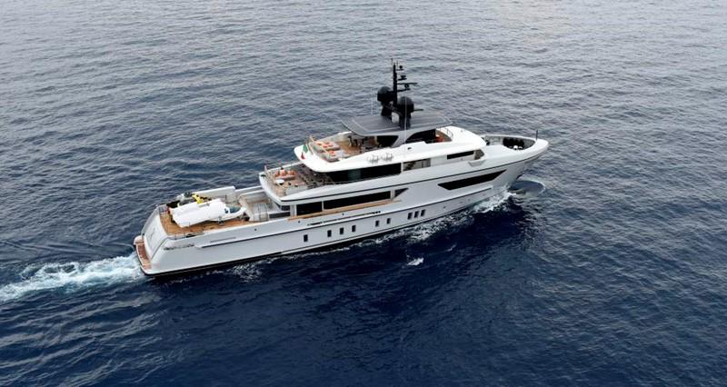 2016 SANLORENZO 460 EXP Expedition Yacht 2164696