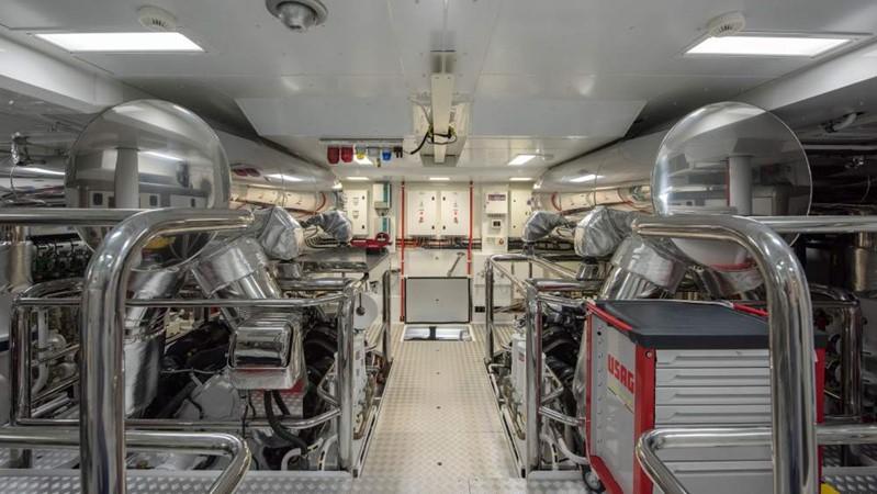 2016 SANLORENZO 460 EXP Expedition Yacht 2164706
