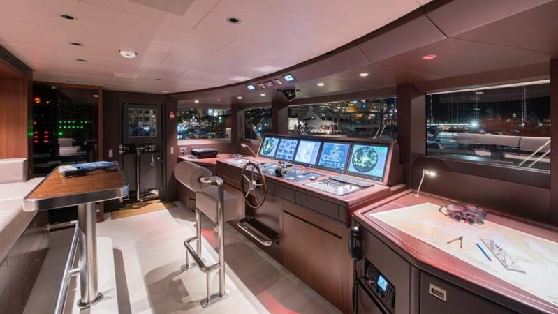 2016 SANLORENZO 460 EXP Expedition Yacht 2164708