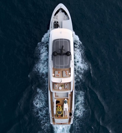 2016 SANLORENZO 460 EXP Expedition Yacht 2164709