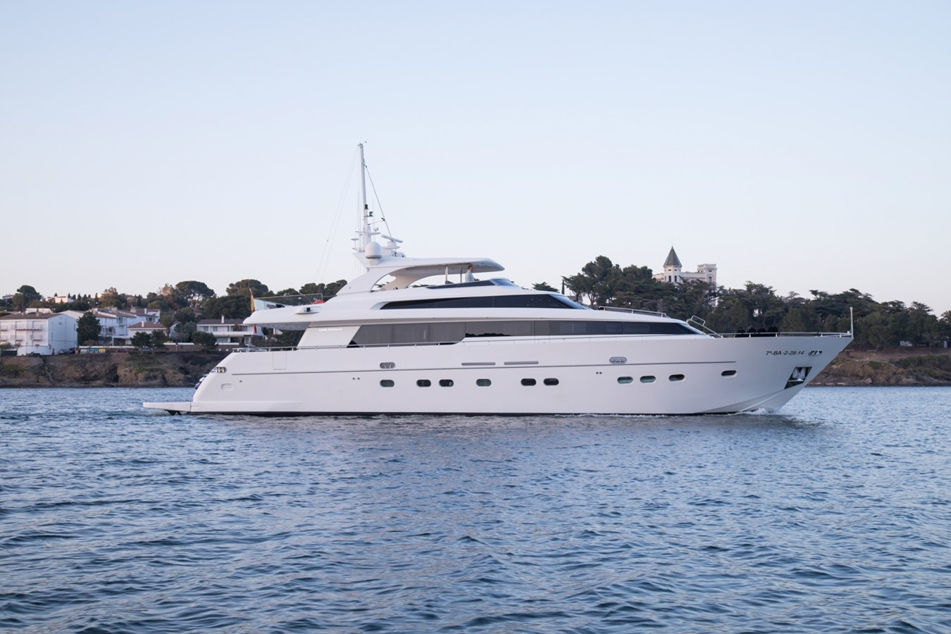 – yacht for sale