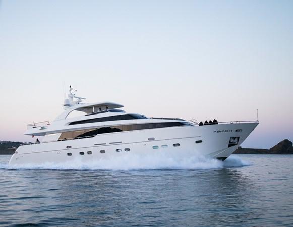 SANLORENZO - Yacht for Sale