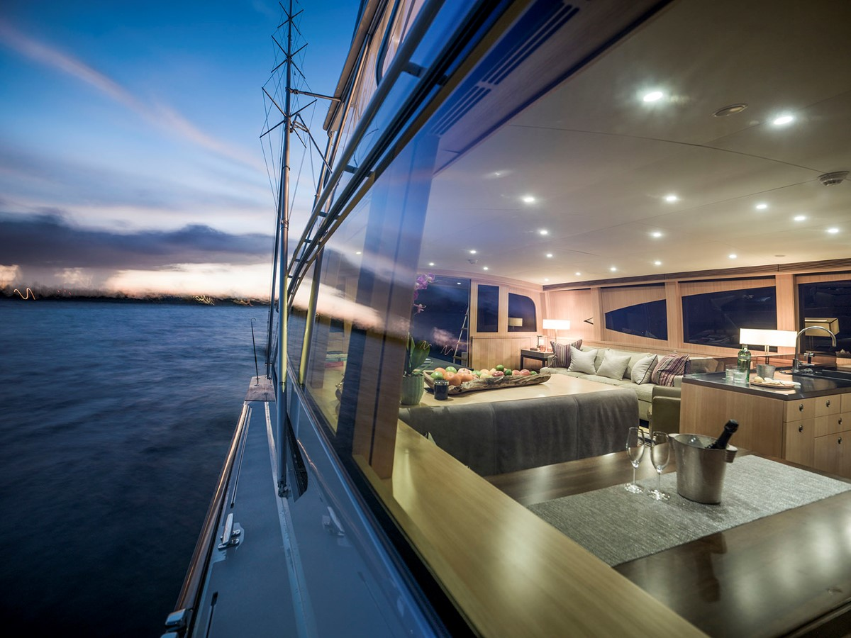 2012 YACHTING DEVELOPMENTS, NZ 90' Ullberg Design Sport Fisherman 2167772