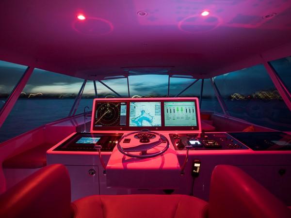 2012 YACHTING DEVELOPMENTS, NZ 90' Ullberg Design Sport Fisherman 2167766