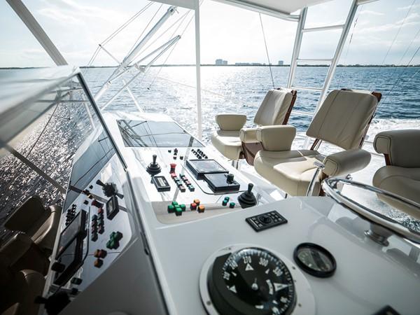 2012 YACHTING DEVELOPMENTS, NZ 90' Ullberg Design Sport Fisherman 2167768