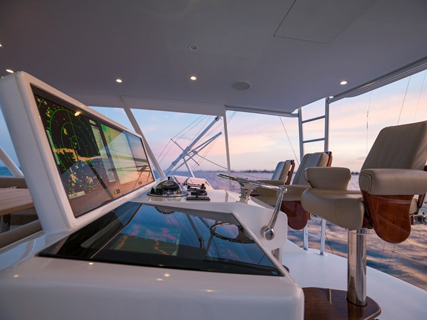 2012 YACHTING DEVELOPMENTS, NZ 90' Ullberg Design Sport Fisherman 2167783