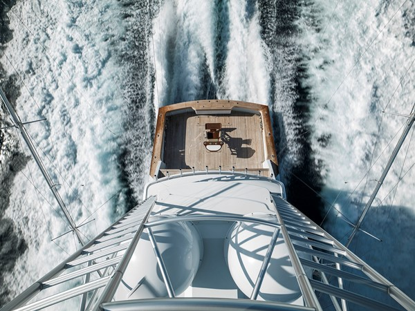 2012 YACHTING DEVELOPMENTS, NZ 90' Ullberg Design Sport Fisherman 2167784