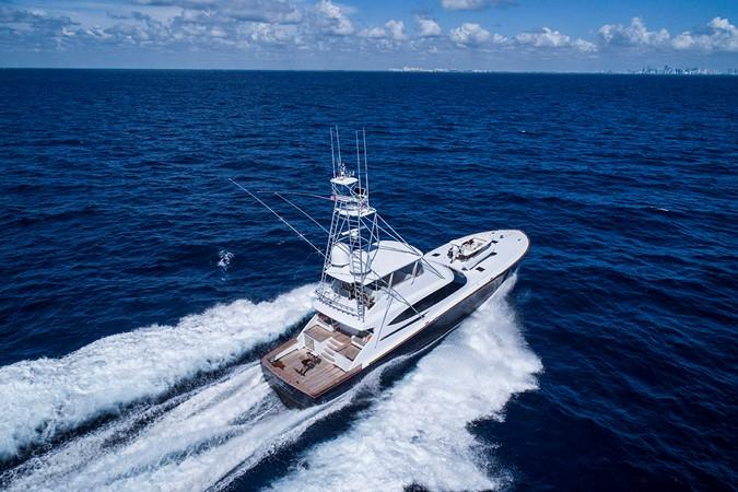2012 YACHTING DEVELOPMENTS, NZ 90' Ullberg Design Sport Fisherman 2493000