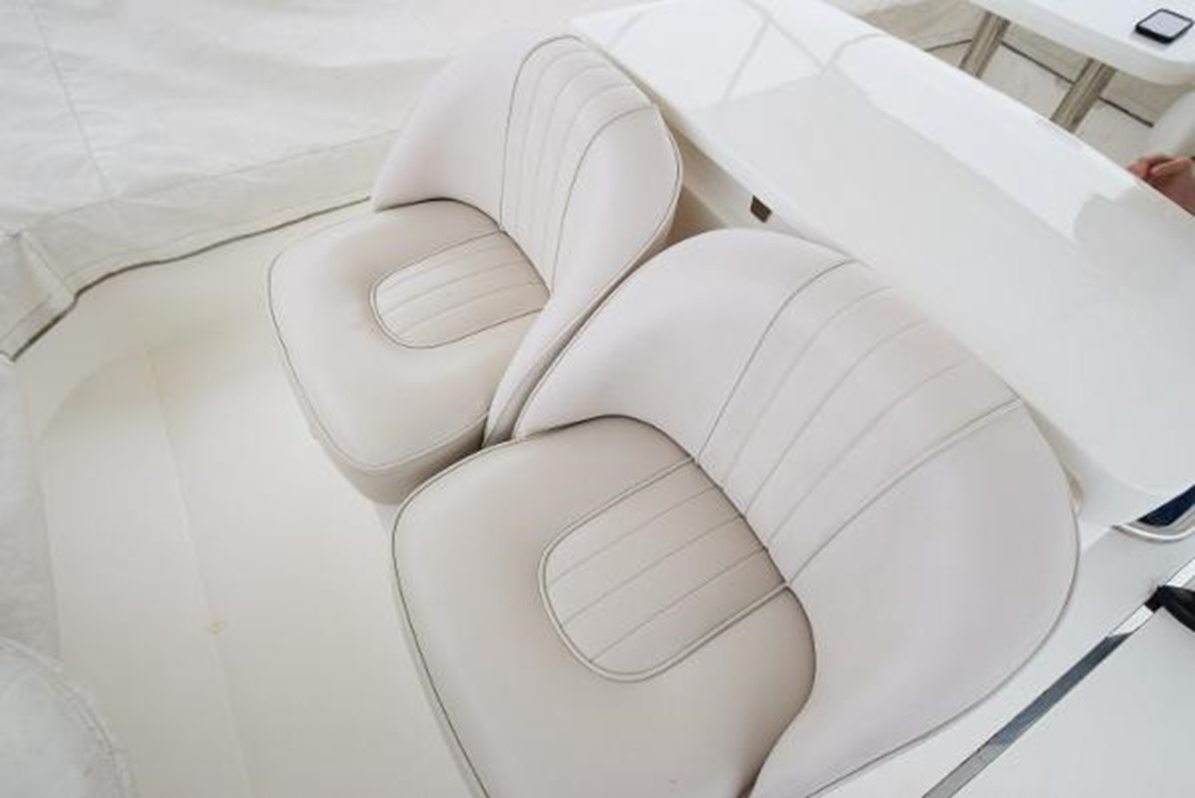 58' Princess - Helm Seating - 58 PRINCESS YACHTS For Sale