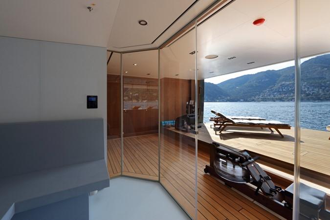Beach Club and Sauna 2018 ADMIRAL Long Range Motor Yacht Motor Yacht 2172556