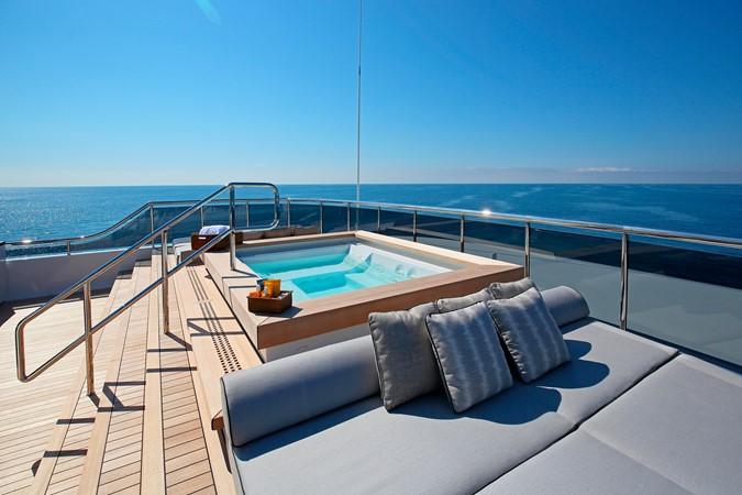 Sun Deck Pool Forward 2018 ADMIRAL Long Range Motor Yacht Motor Yacht 2172560