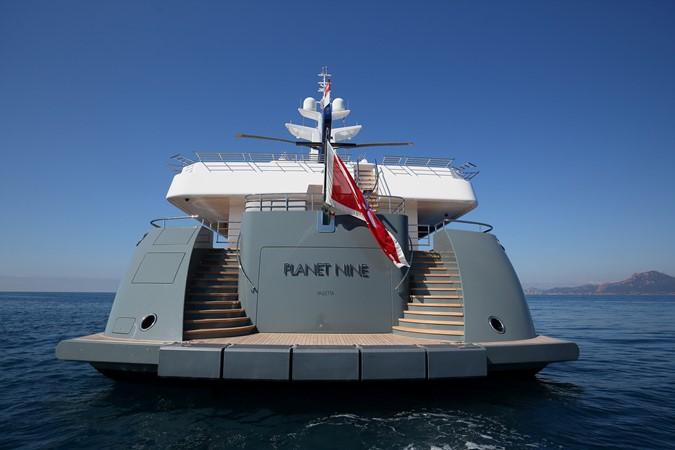 Stern 2018 ADMIRAL Long Range Motor Yacht Motor Yacht 2172579