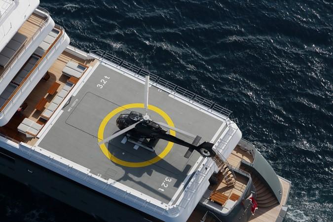 EC 145 Helicopter On Board 2018 ADMIRAL Long Range Motor Yacht Motor Yacht 2172587