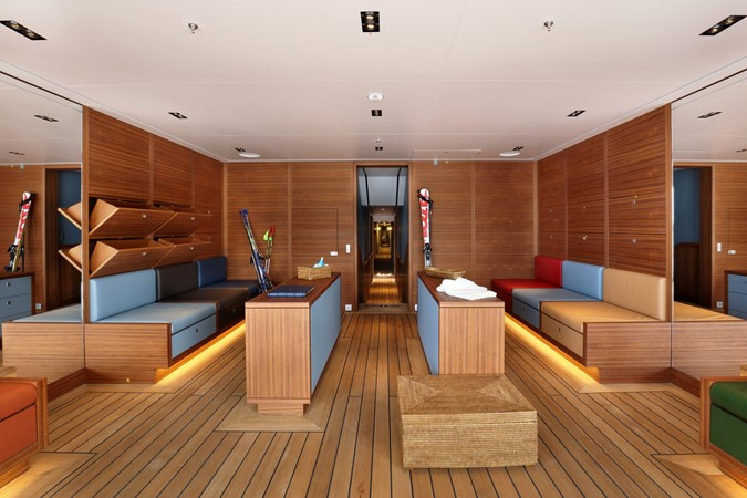 Aft Beach Club Entry 2018 ADMIRAL Long Range Motor Yacht Motor Yacht 2172592
