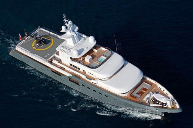 Overhead 2018 ADMIRAL Long Range Motor Yacht Motor Yacht 2172596