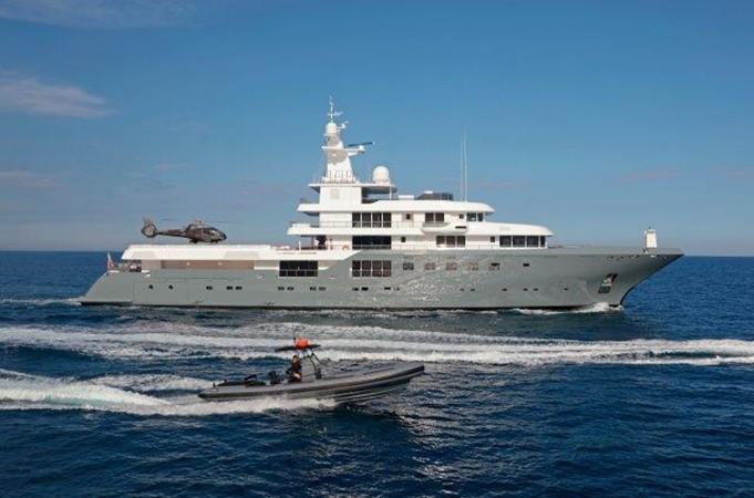 Running 2018 ADMIRAL Long Range Motor Yacht Motor Yacht 2172598