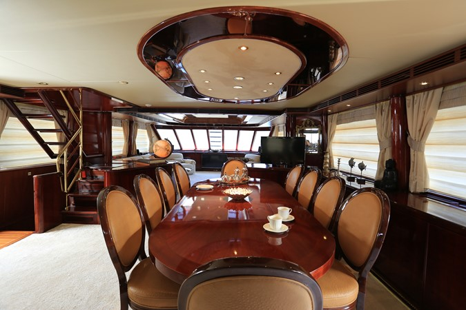 2004 WESTPORT Custom Cockpit Motoryacht  2562035