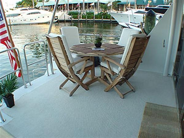HATTERAS WHALE'S WAY Yacht à Vendre